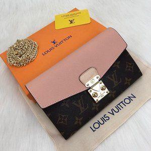 Louis Vuitton Pallas Wallet 19x13 cm